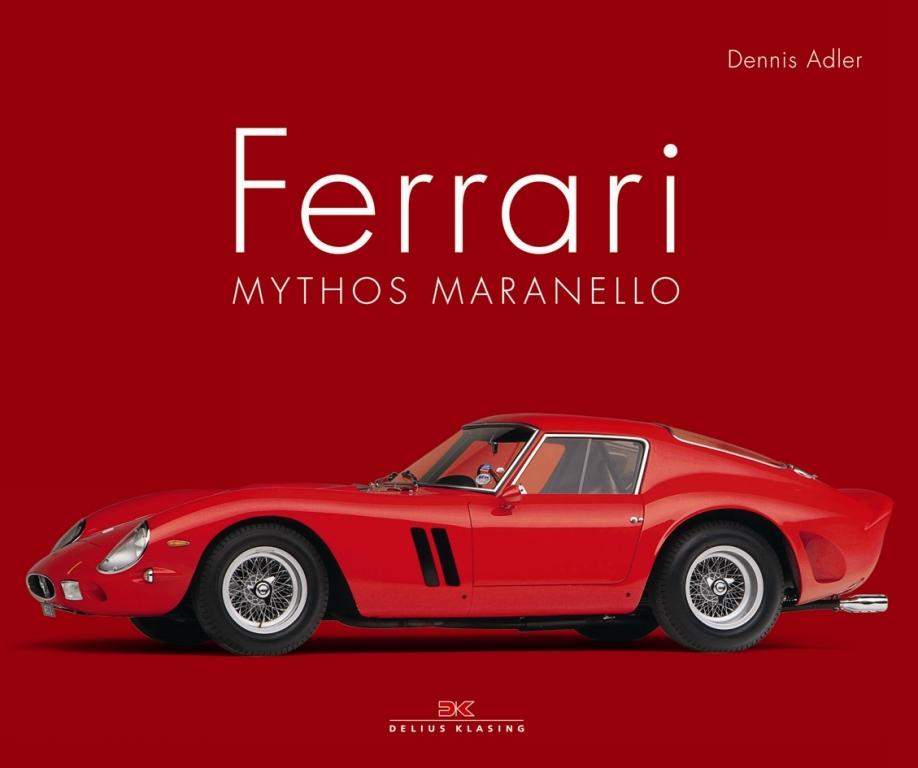 auto.de-Buchtipp: Ferrari - Mythos Maranello