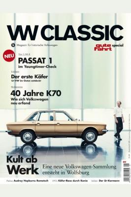 ''VW Classic'': Frischer Wind im Blätterwald