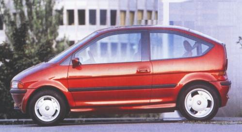 Öko-Autos von heute: Alte Technologie von gestern. BMW E1.