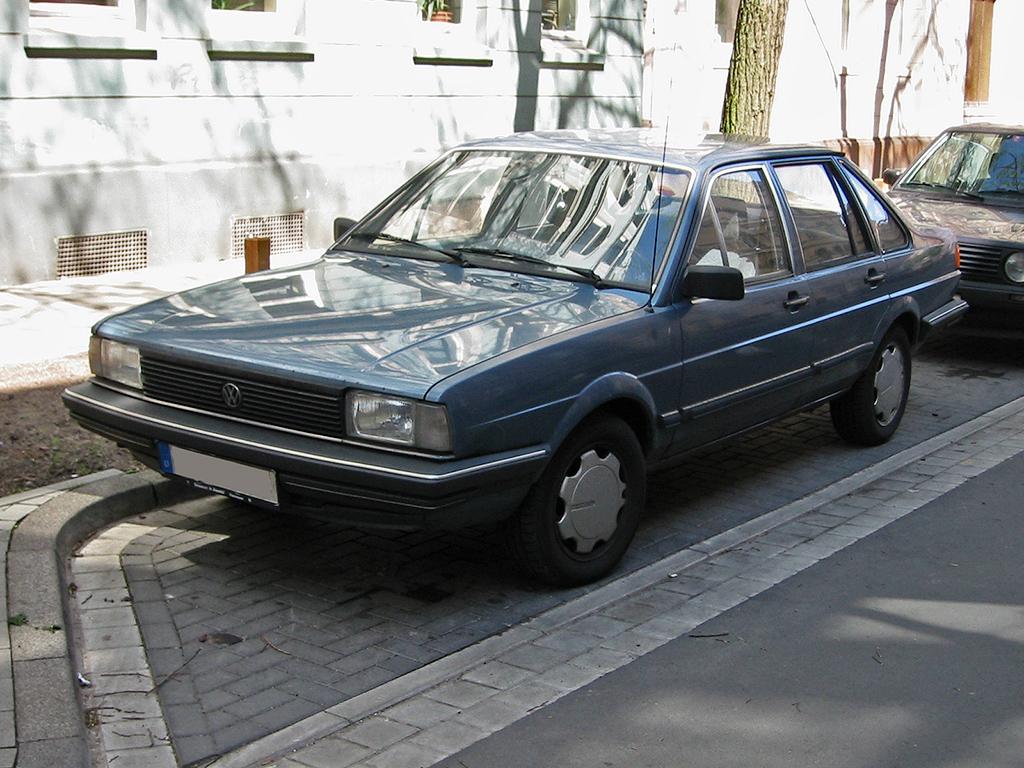 Öko-Autos von heute: Alte Technologie von gestern. VW Santana