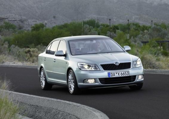 Škoda erzielte im Oktober viertbestes Ergebnis