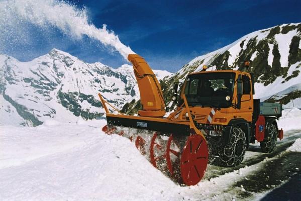 42 Alpenquerungen gesperrt