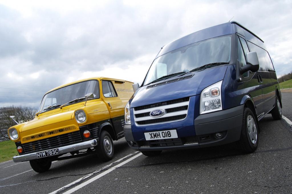 45 Jahre Transit: Jubiläum für den Gangster-Van