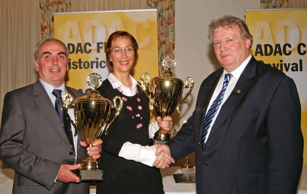 ADAC beendet Oldtimer-Saison 2010