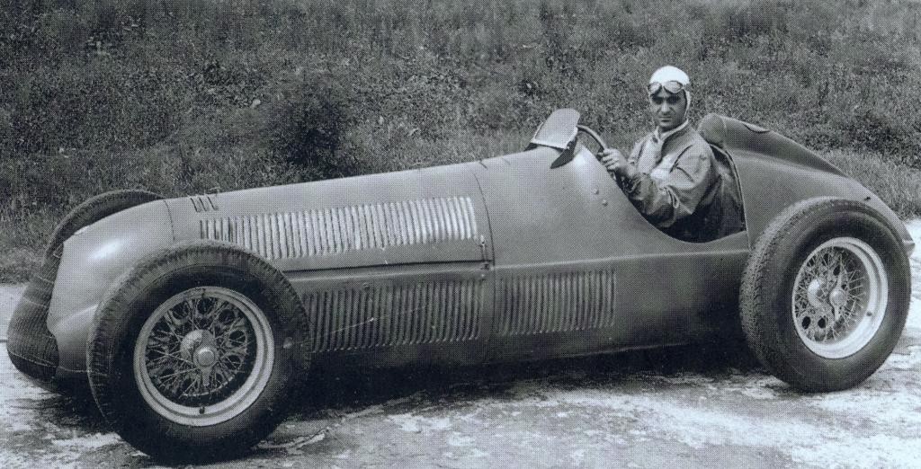 Alfa Romeo 158 (1947 - 1950).