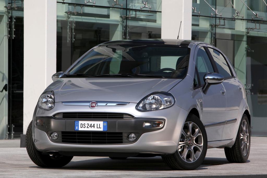 Auch der Fiat Punto Evo profitiert von dem neuen Programm