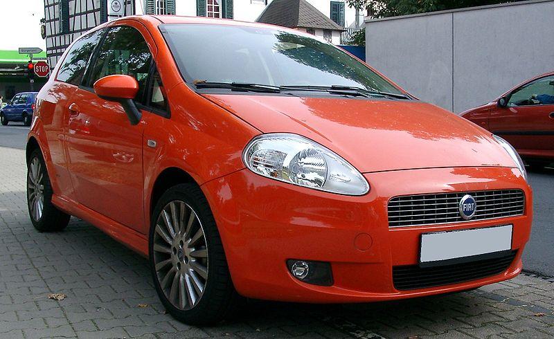 Auch gut bei den Frauen angekommen sind italienische Wagen made by Fiat, sie landen auf Platz 4 der beliebtesten Frauenautos
