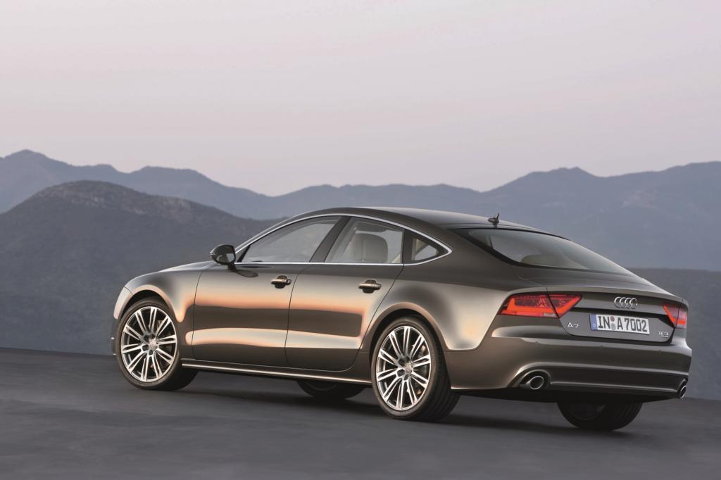 Audi A7-Zukunft - Doppelter Leistungssprung