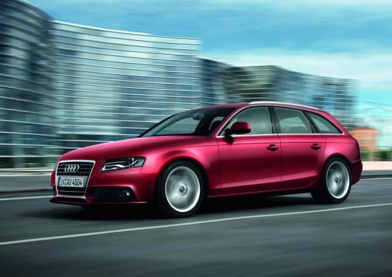 Audi senkt Verbrauch des A4 auf 4,4 Liter