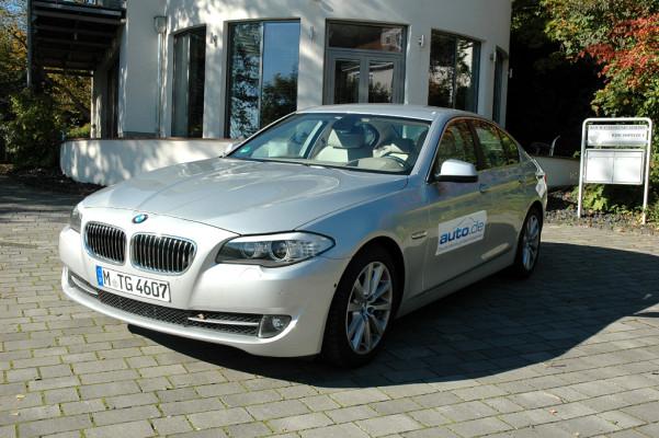 Auto im Alltag: BMW 530d
