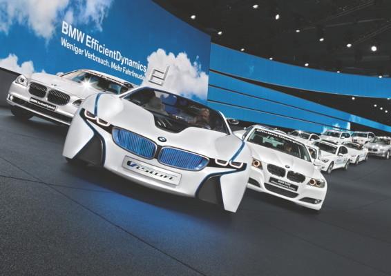BMW-Markenauftritt erhält Designpreis der Bundesrepublik