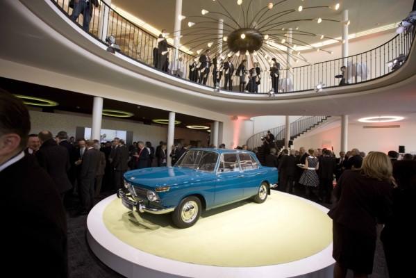 BMW feiert Neustart vor 50 Jahren