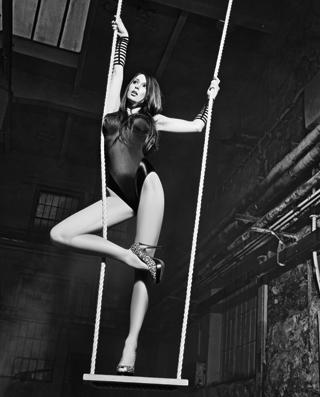 Berner Kalender 2011: Hot Spots – erotisch und stylish