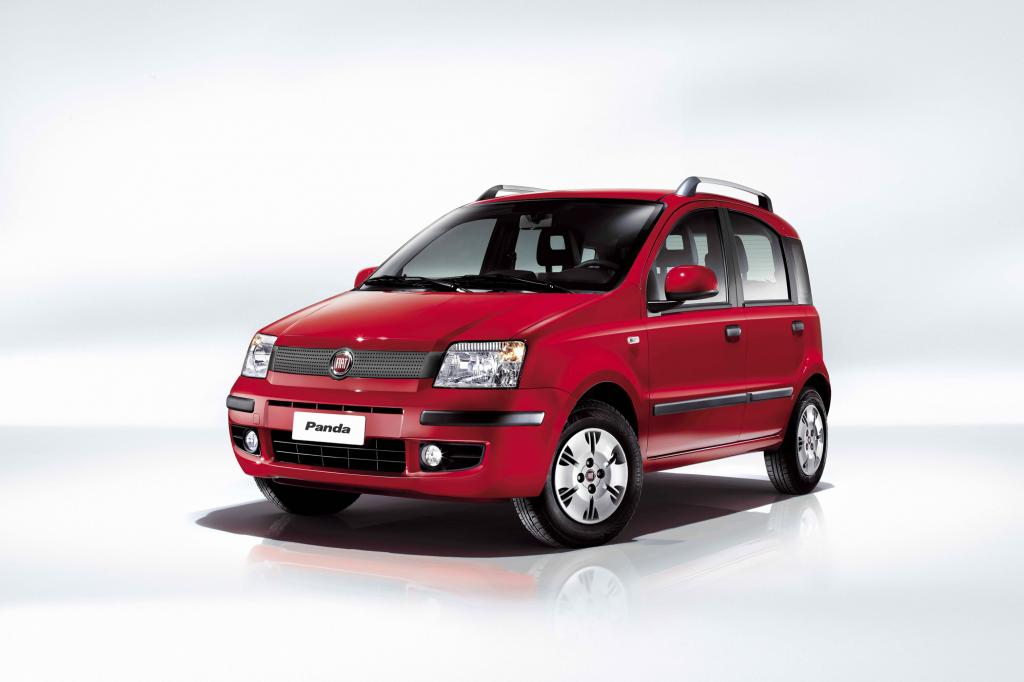 Bis zu 4.000 Euro Prämie gibt es jetzt für den Fiat Panda