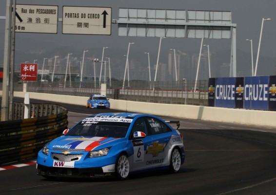 Chevrolet gewinnt Tourenwagen Weltmeisterschaft