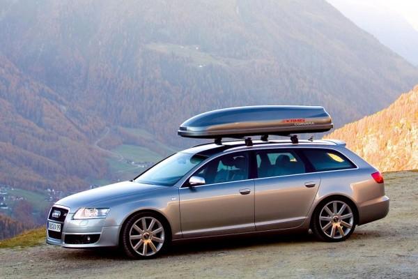 Dachbox-Test: Thule triumphiert