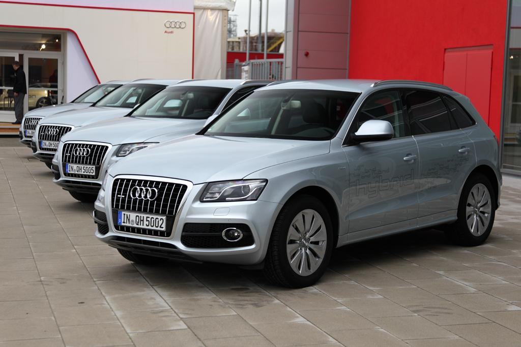 Der (Elektro-)Wegbereiter: Audi lässt Q5 Hybrid Quattro Mitte 2011 starten