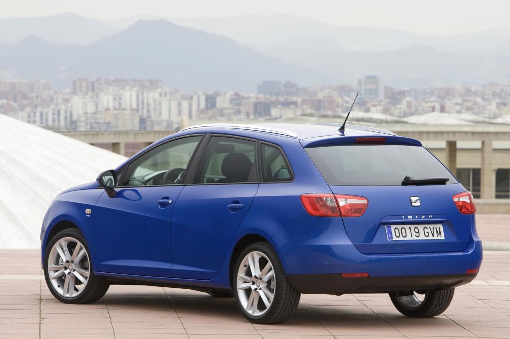 Der Ibiza ST 1.6 TDI kostet mindestens 19.050 Euro