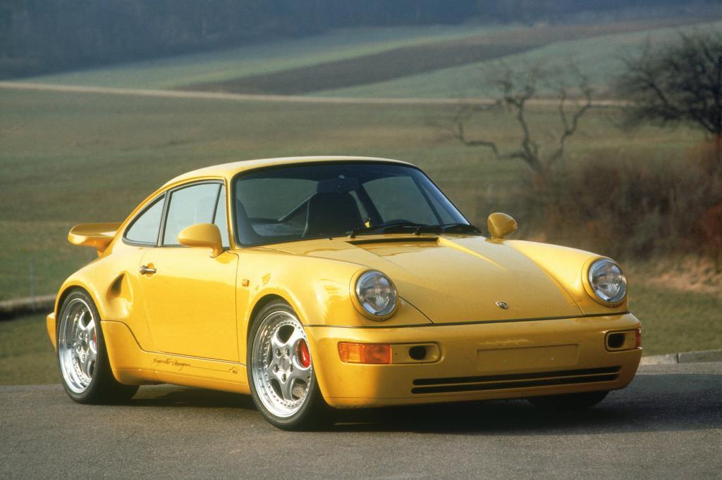 Der Leichtbau-Porsche erzielt heute dreistellige Euro-Preise