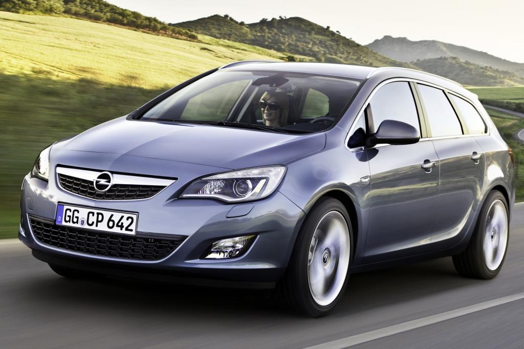 Der Opel Astra startet zu Preisen ab 18.000 Euro