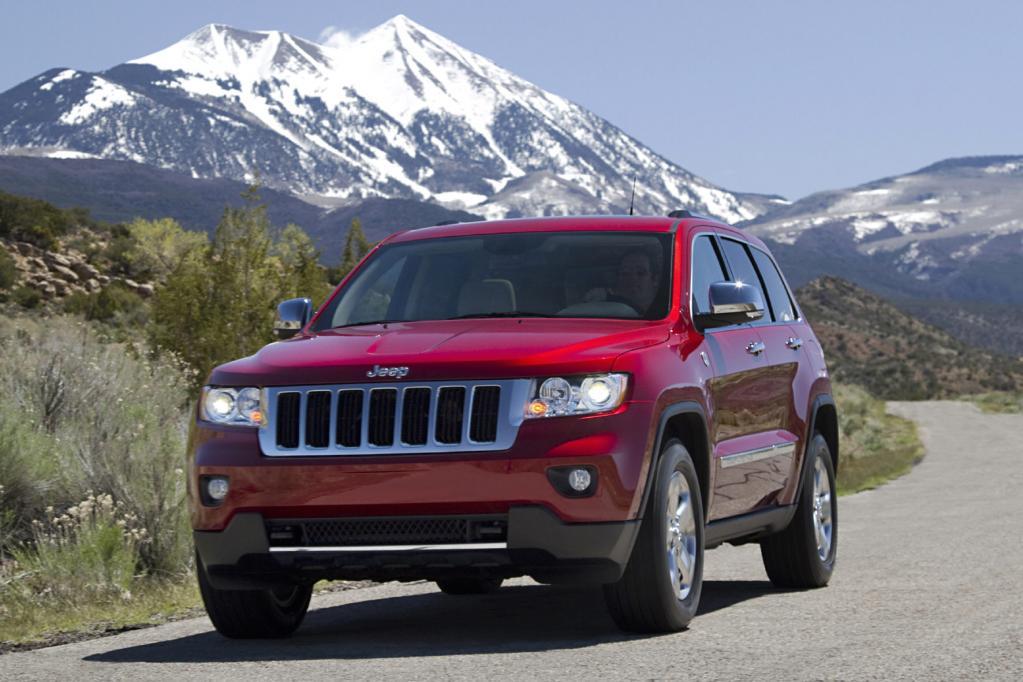 Der überfällige Nachfolger des Topmodells Grand Cherokee bringt Jeep Ende dieses Jahres auf den europäischen Markt.