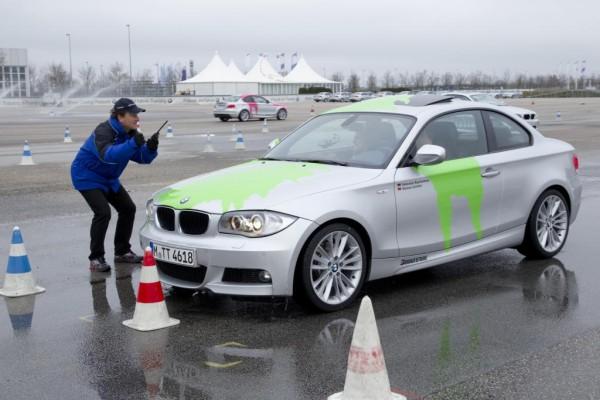 Designsieger fuhren im individuell gestalteten BMW 1er