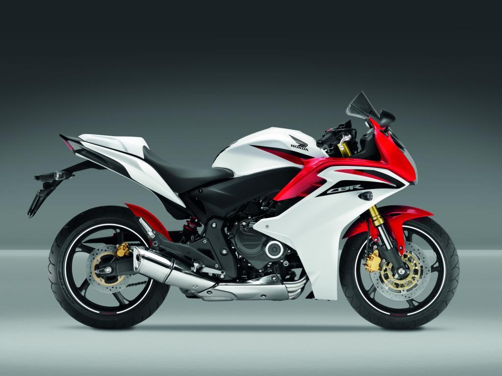 EICMA 2010: Bei Honda kehrt die CBR 600 F zurück