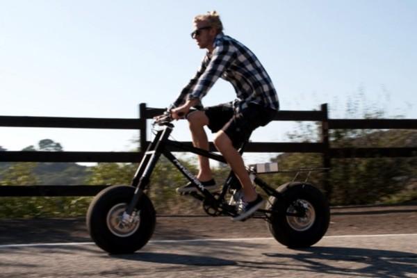 Elektrisches Offroad-Fahrrad - Stromern über Stock und Stein