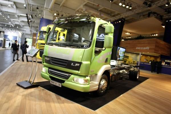 Erster DAF LF Hybrid bestellt