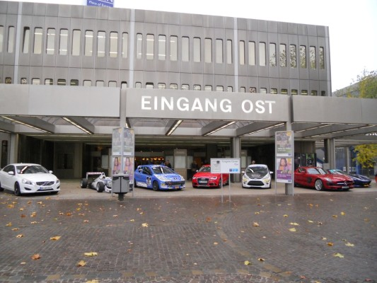 Essen Motor Show 2010: