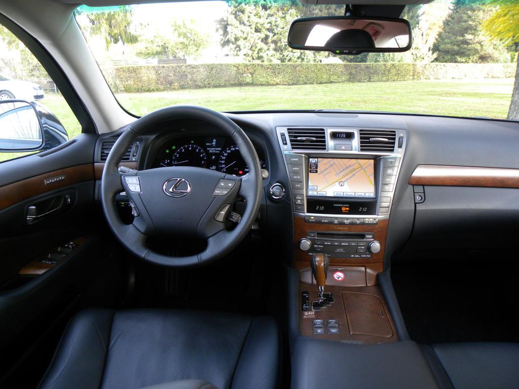 Fahrbericht Lexus LS 460: Eindrucksvoll