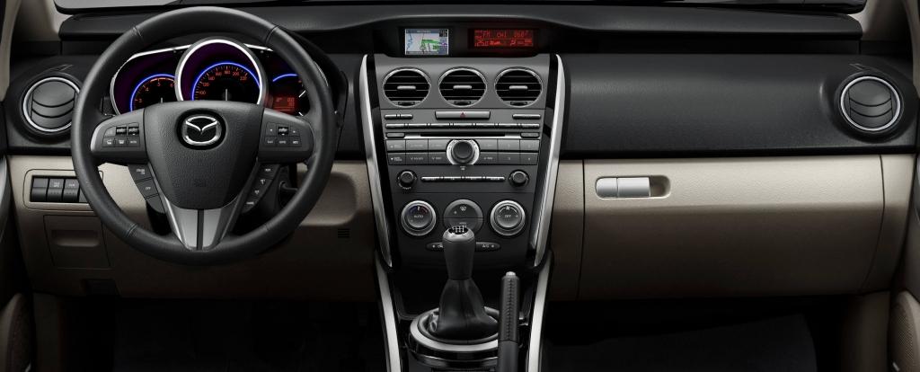 Fahrbericht Mazda CX-7 2.2 MZR-CD Exclusive Line: Crossover mit Premiumanspruch | Foto: Mazda