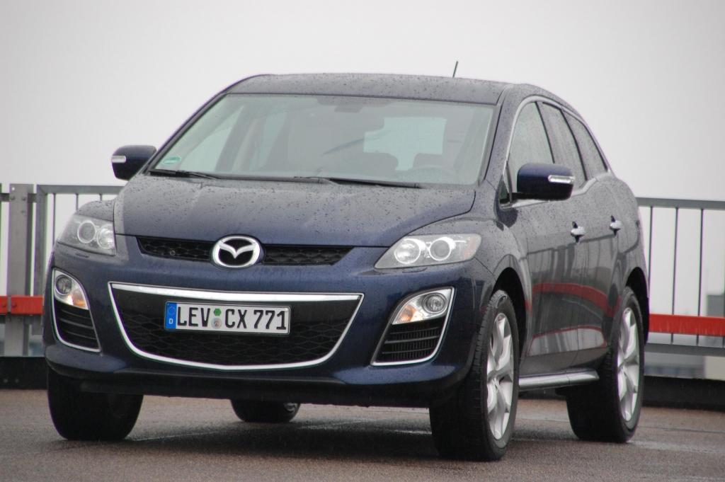 Fahrbericht Mazda CX-7 2.2 MZR-CD Exclusive Line: Crossover mit Premiumanspruch