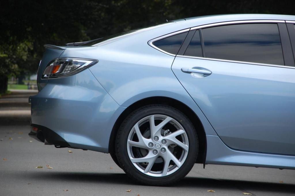 Fahrbericht Mazda6 2.2 MZR CD Sports-Line: Sportlich-komfortabel zum Familientreffen