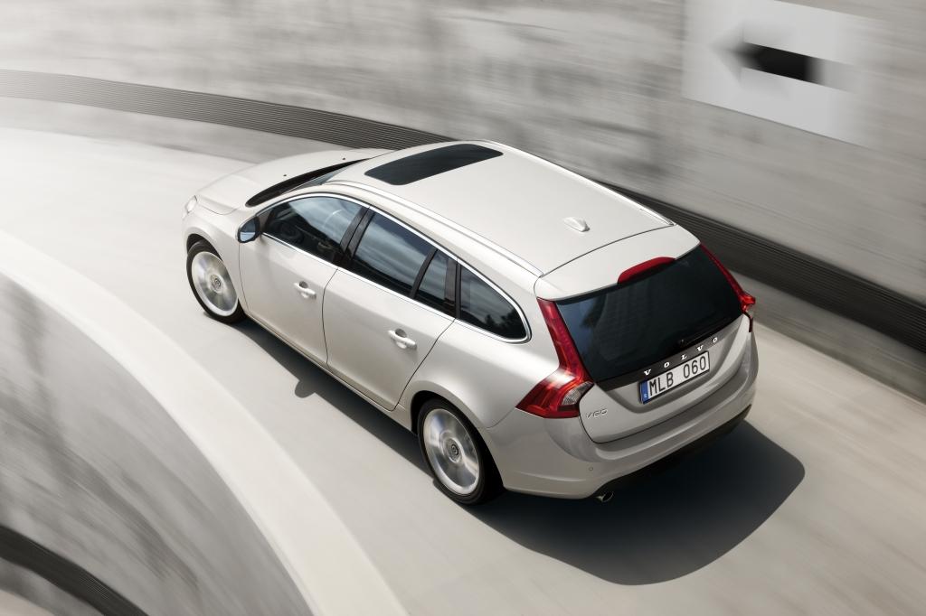 Fahrbericht Volvo V60 - Lifestyle statt Ladevolumen