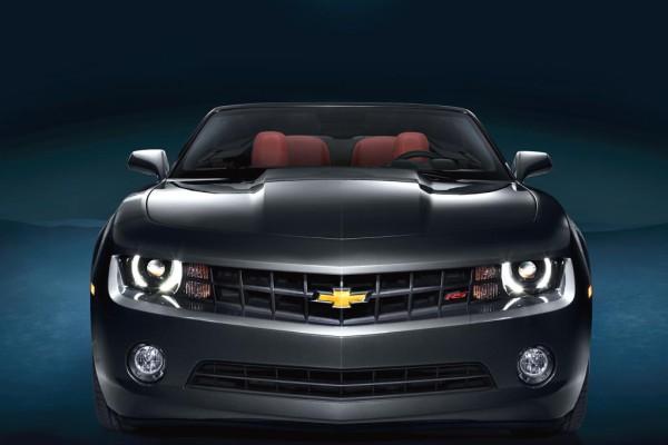 Fahrspaßgarantie: Das neue Camaro Cabrio