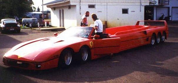 Ferrari-Malheur