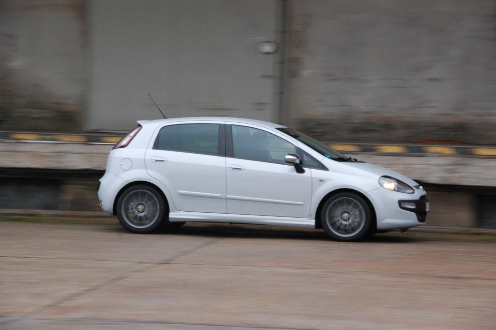 Fiat Punto Evo 1,4 16V MultiAir-Turbo