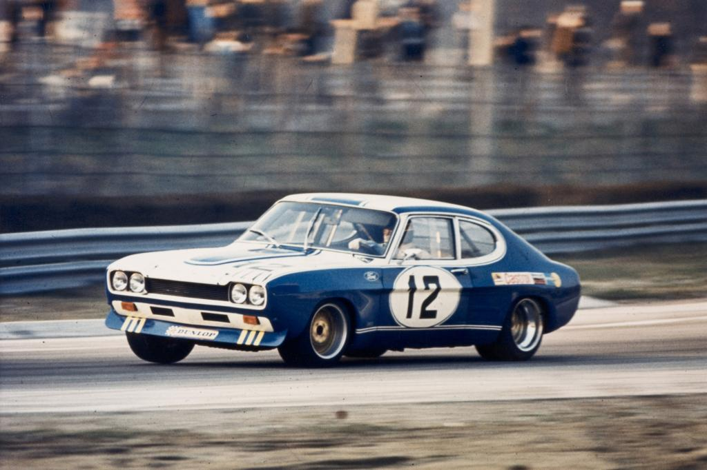 Ford Capri RS, 1972 in Monza