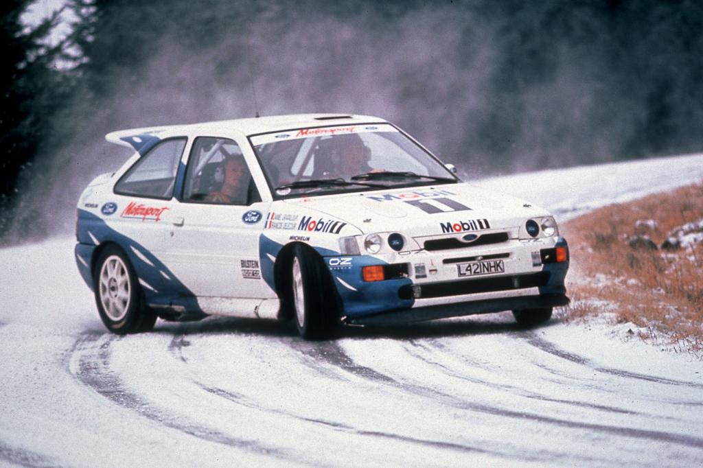 Ford Escort Cosworth, 1993