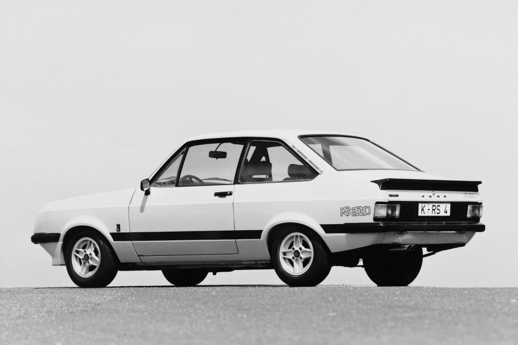 Ford Escort RS 2000, 1975