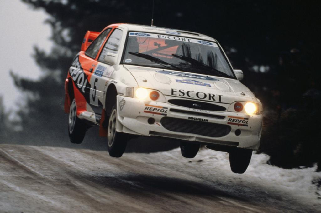 Ford Escort Rallye Cosworth, 1993