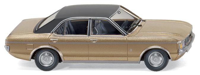 Ford Granada GLS 2.6 von Wiking.