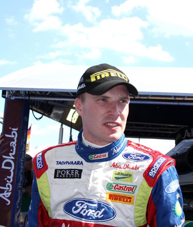 Ford-Pilot Jari-Matti Latvala.
