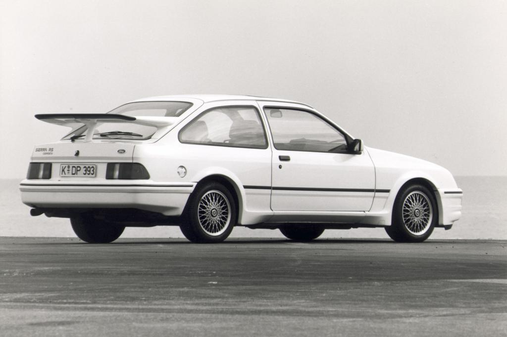 Ford Sierra Cosworth, 1986