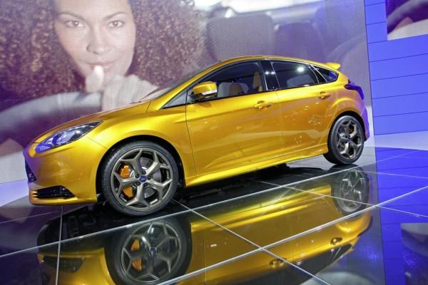 Ford entwickelt Tourenwagen auf Focus-Basis