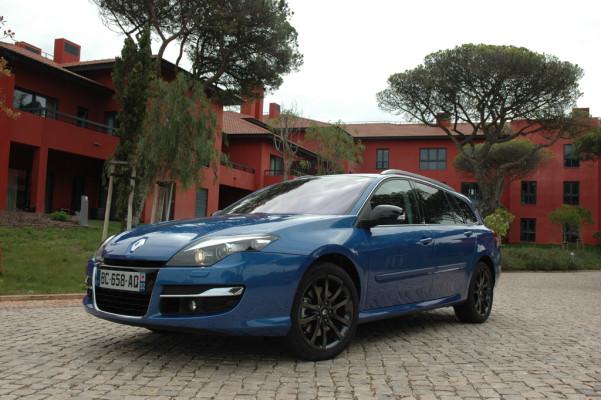 Französische Mittelklasse: Renault hat seinen Laguna aufgefrischt