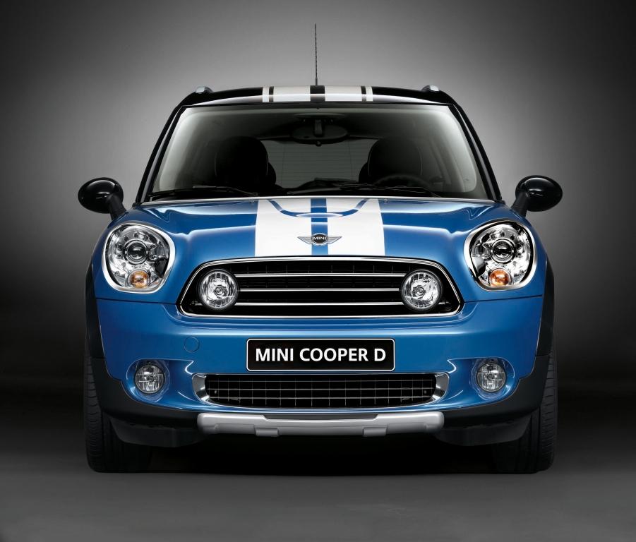 Frauen stehen auf Autos aus dem Hause MINI, liegts am schnuckeligen Design?