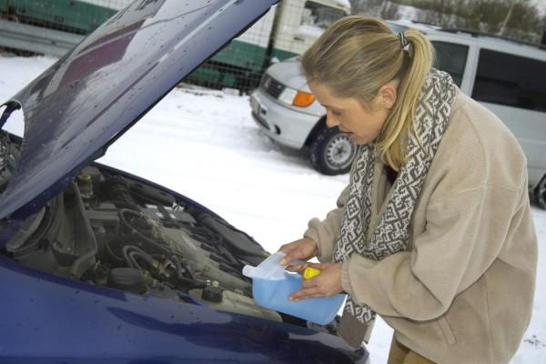 Frostschutzmittel enthält hochgiftige Substanzen