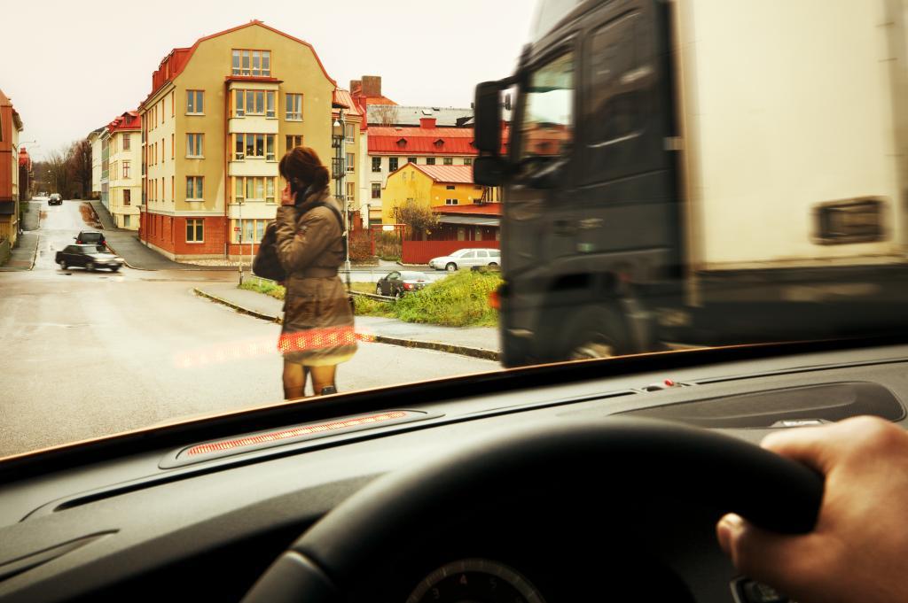 Fußgängererkennung für vier weitere Modelle von Volvo